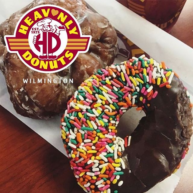 Announcing @heavnlydonuts Wilmington will be spoiling us with their well...Heav'nly ✨🍩✨ Donuts 📸Photo Credit: @dashafitness