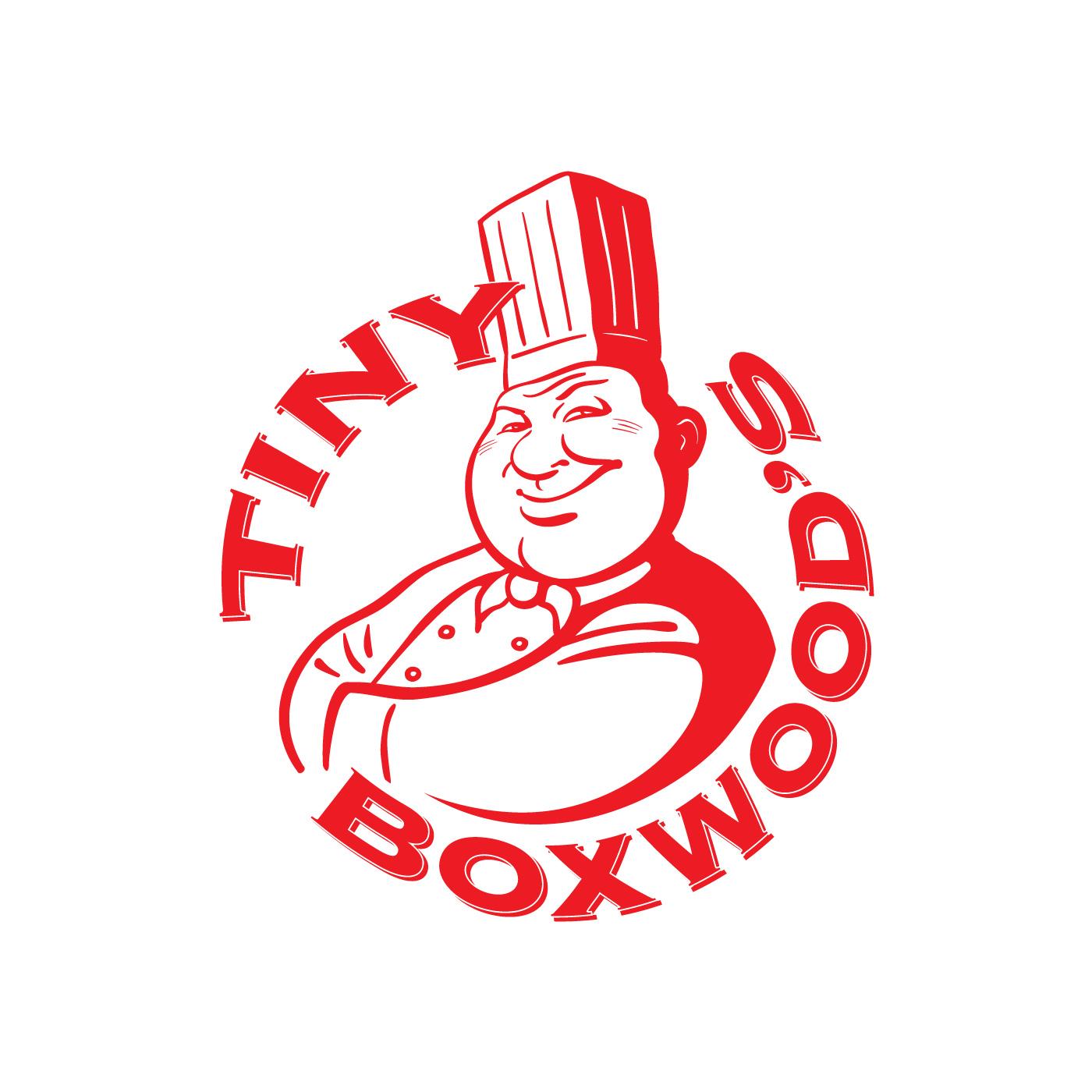 Tiny Boxwoods