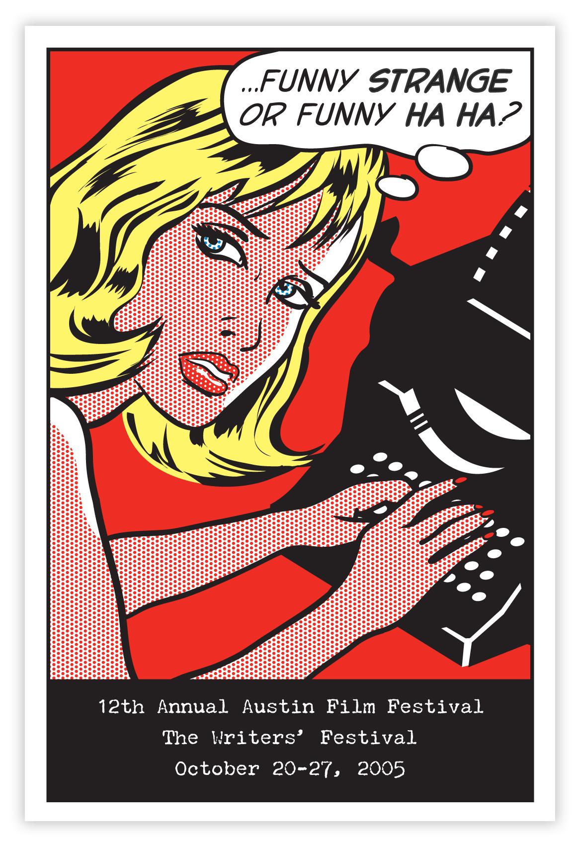 Austin Film Festival Poster