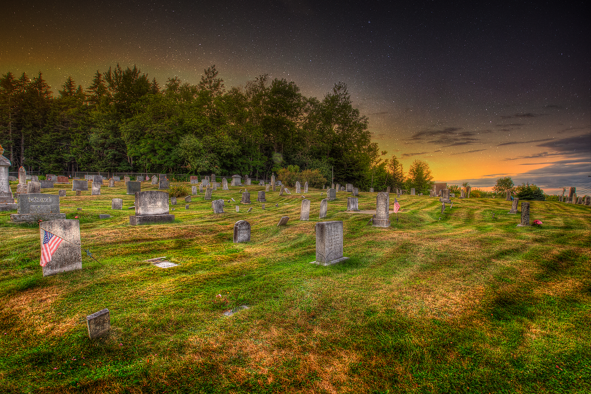South Blue Hill Cemetery