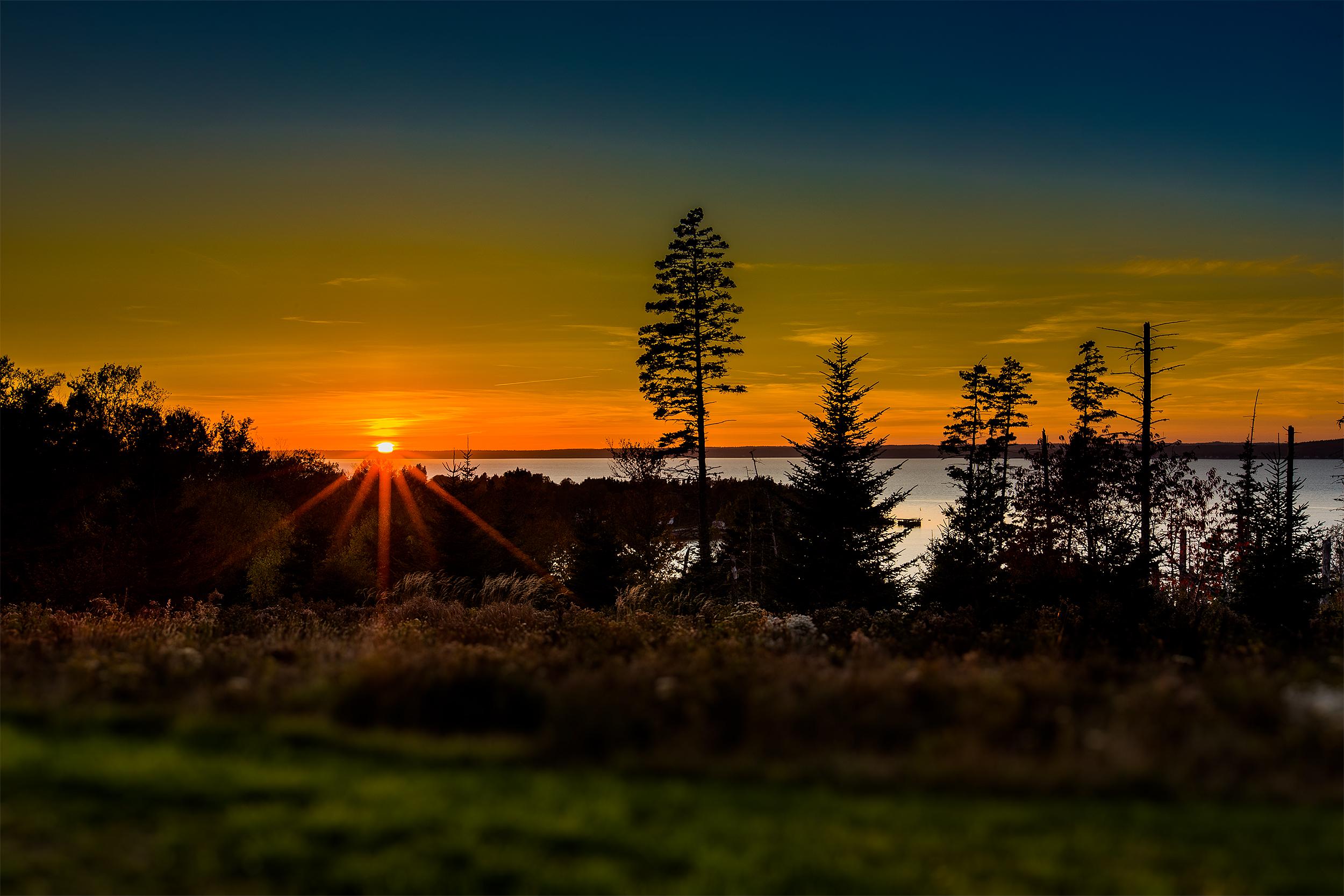 Seabright Sunset
