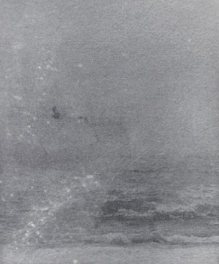 Sea at Vik/Left Burst — Linda Simmel
