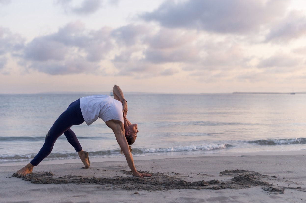 RESTORE AND STRENGTHEN THE BODY AND MIND -