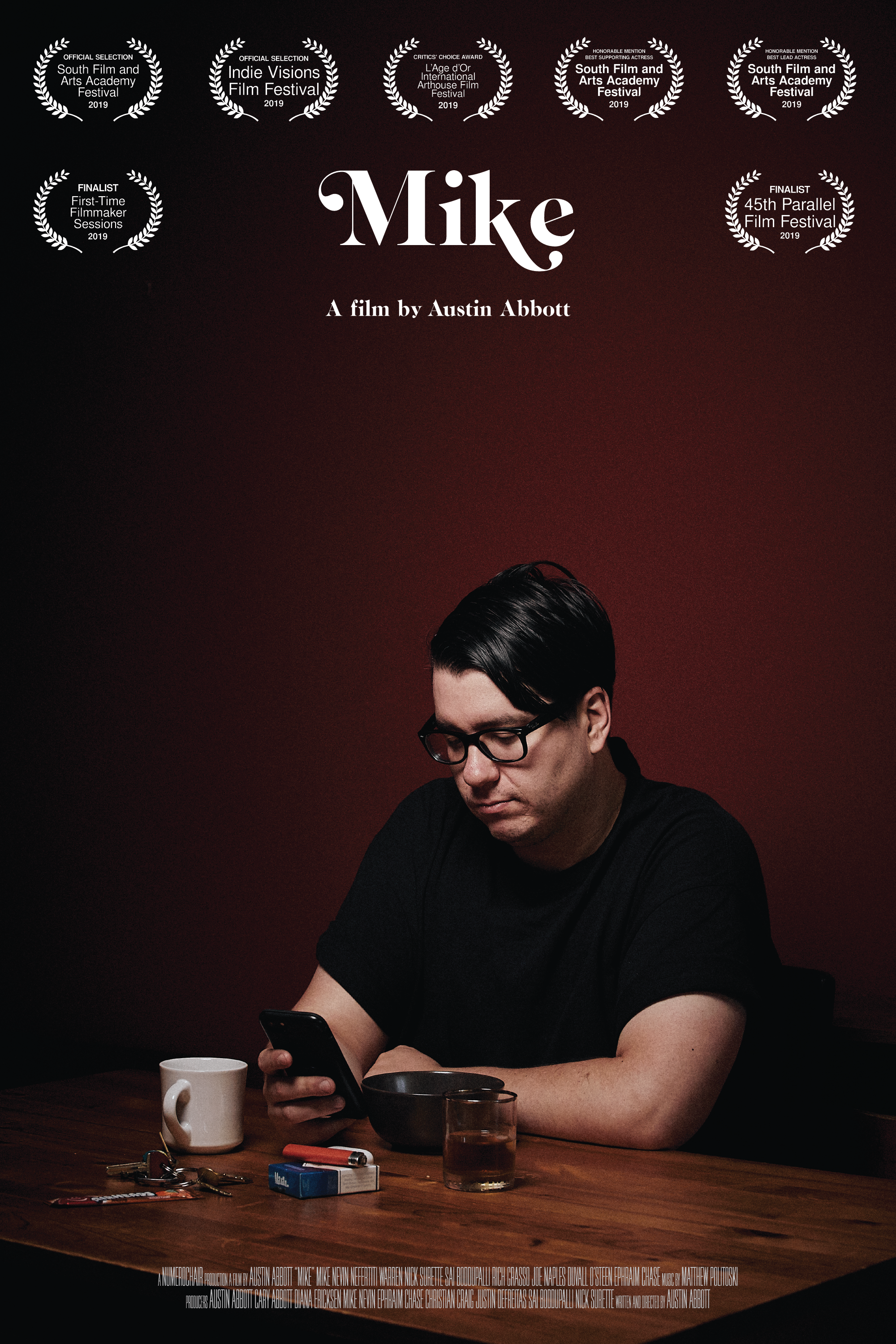 Film poster for MIKE (2019)
