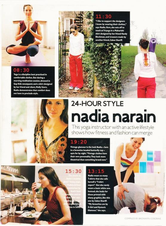 Vogue: Jun 2001
