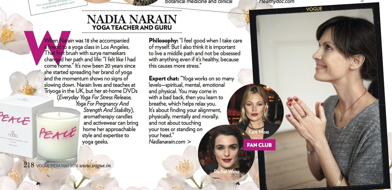 Vogue India: May 2016