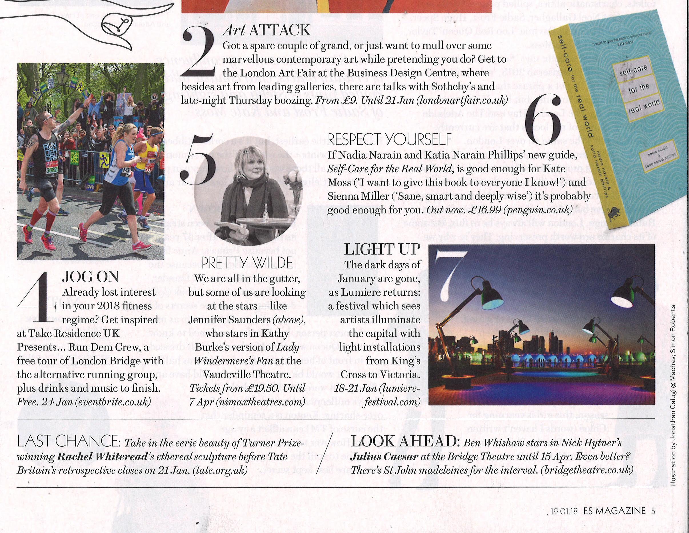 ES Magazine: Jan 2018