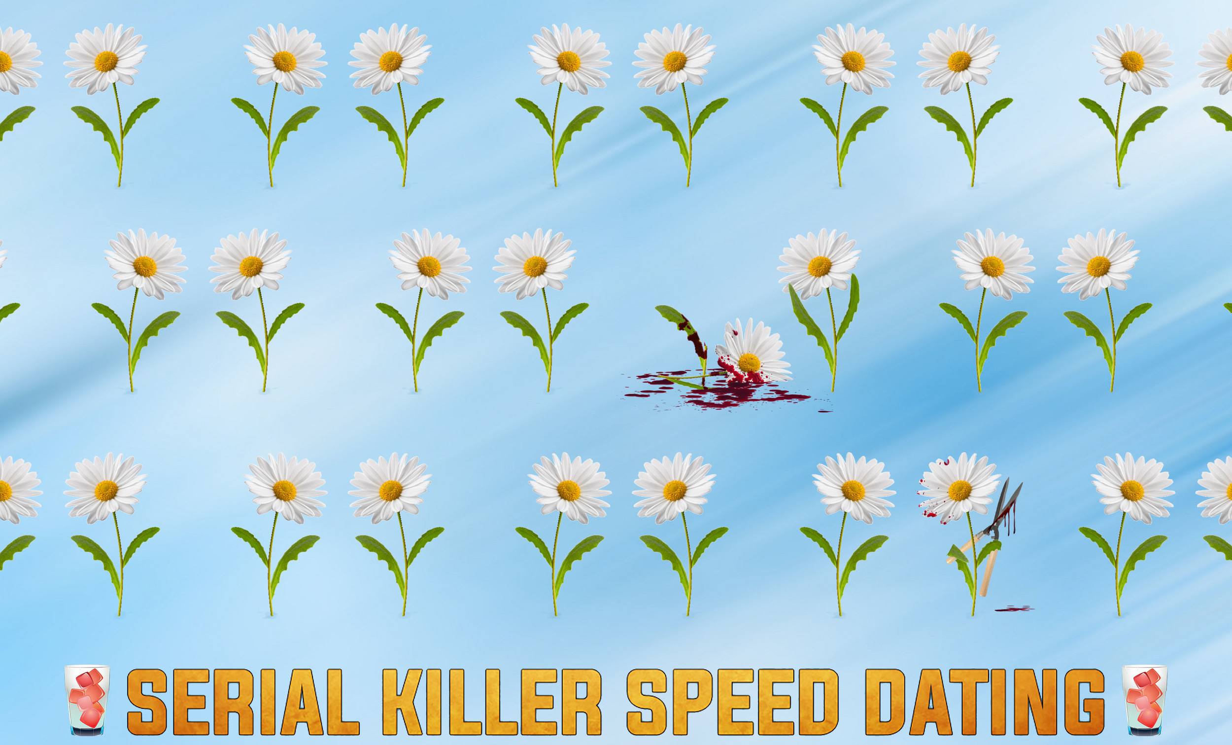 "All Hallow's Haunts reviews ""Serial Killer Speed Dating: Spring Fever"""