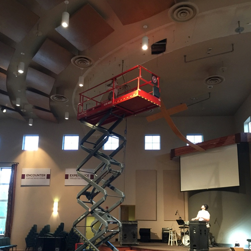 Mill Creek Foursquare Church AV Integration Project