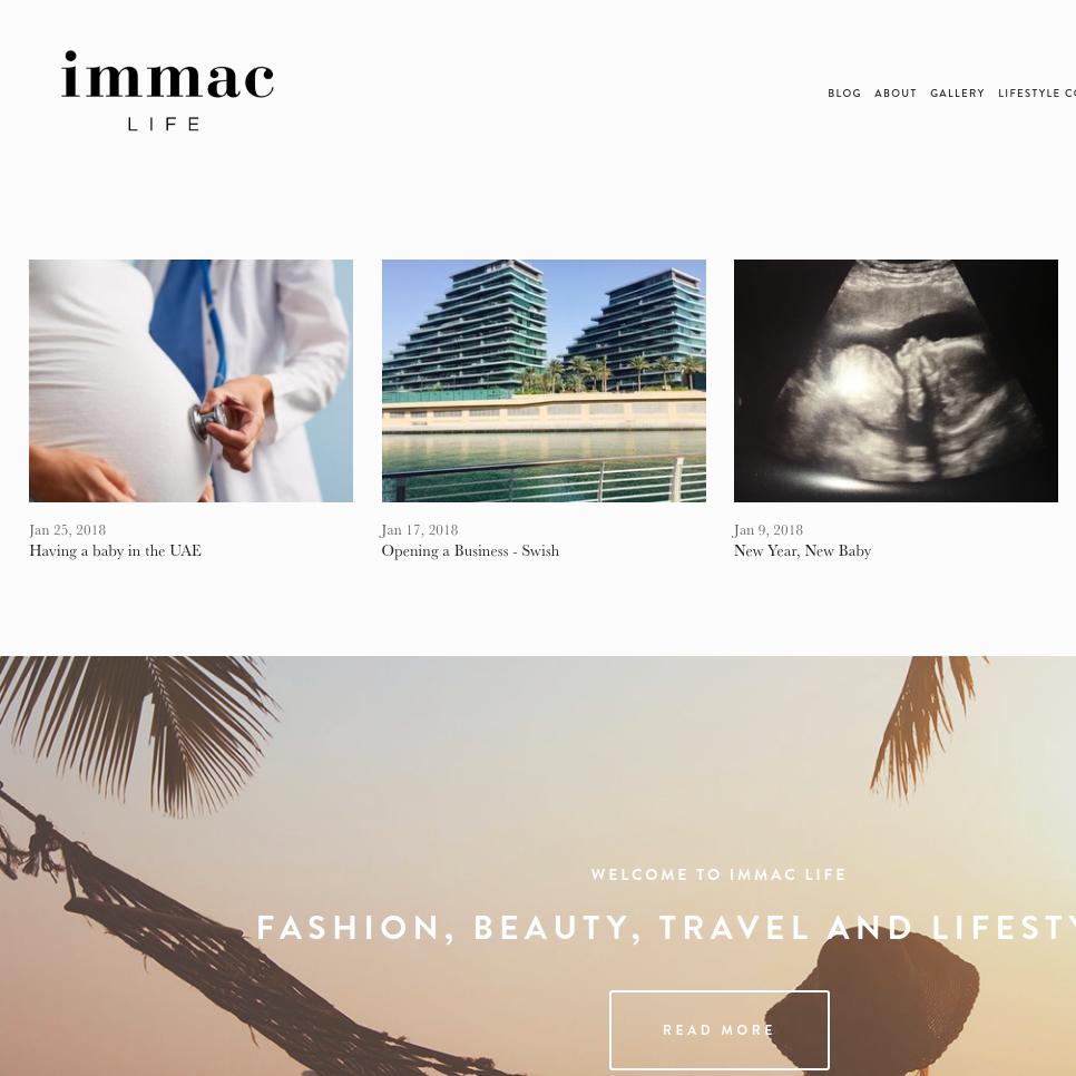 Immac Life