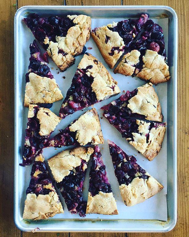 Never not wanting this cherry frangipane galette from #tartineallday with its awesome, rustic #glutenfree oat crust. #yesplease #justaddicecream #🍒 . . . . . #bareaders #saveurmag #goopmake #f52grams #eattheworld #foodwinewomen #foodandwine #wwllt #eatincolor #gatheringslikethese #testkitchen #farmersmarketinspo #fromabove #cheflife #howisummer #privatechef #stonefruit #gf #wsbakeclub #thebakefeed #marthabakes #summerkitchen #feedfeed