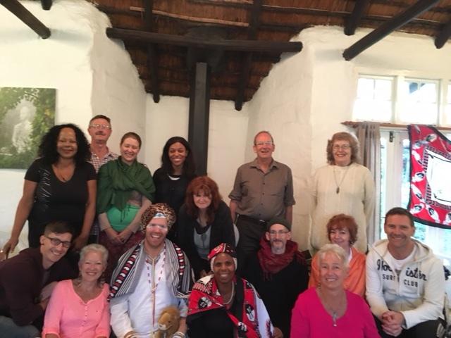 African Zen Retreat at the BRC in 2016