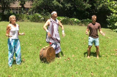 Group Work Shamanism, Shaman, African Shaman, Sangoma, John Lockley.jpg