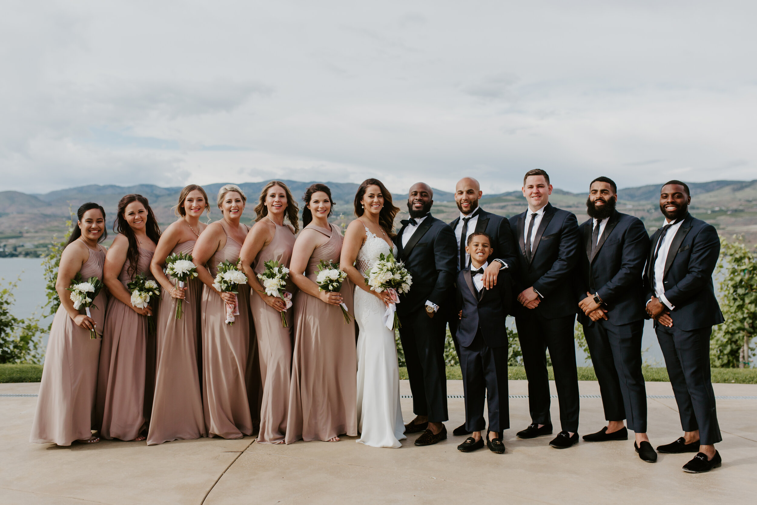 The Patton Wedding - Danielle and QueVonshe - Karma Vineyards - Chelan, Washington - June 7th - Meme Urbane Photography_-12.jpg