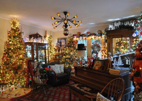 The Schwab-Belfay Home - Ready for Christmas..