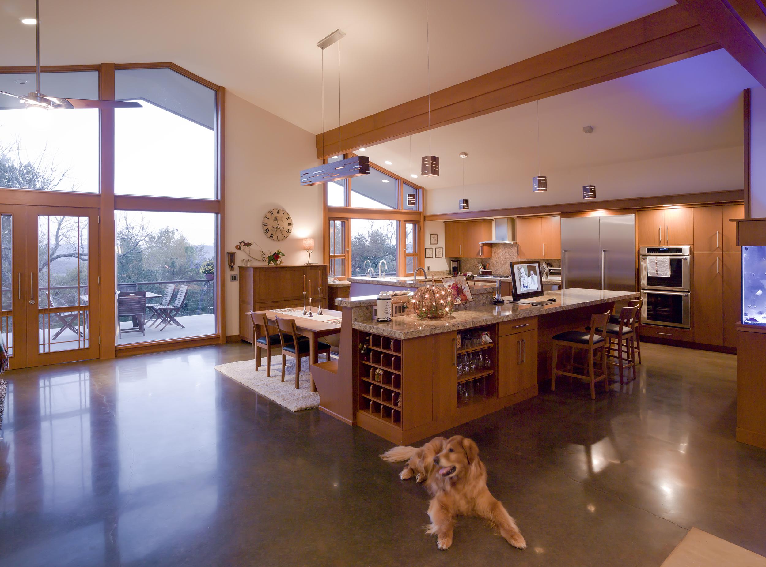 Greatroom - Kitchen