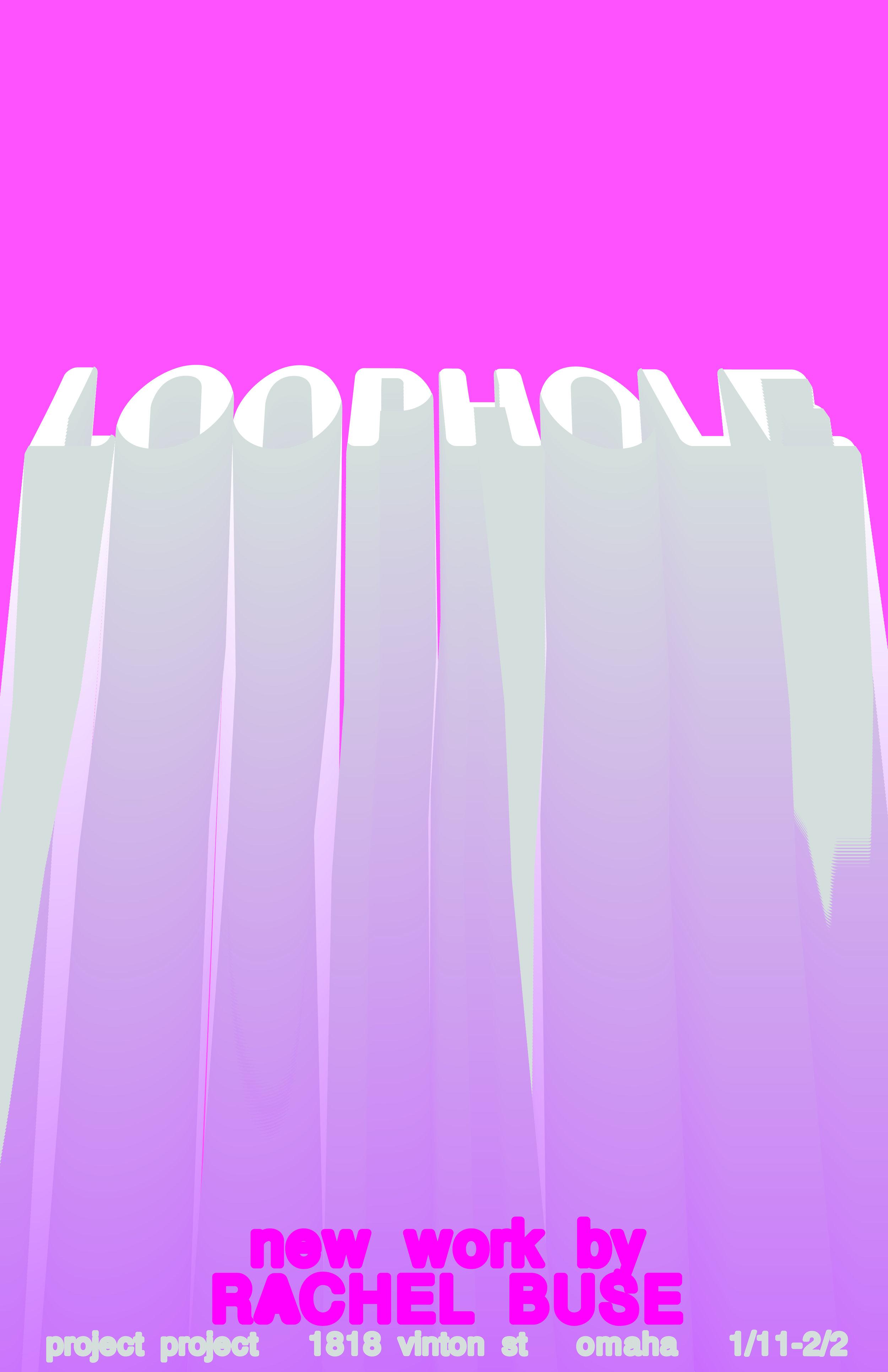Loophole - Rachel Buse
