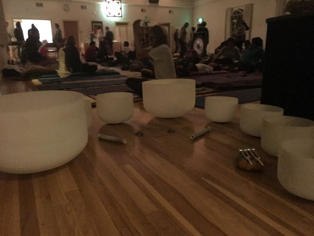 Sonic Yoga Before our Sacred Sound Ceremony https://www.facebook.com/events/761533780625290/