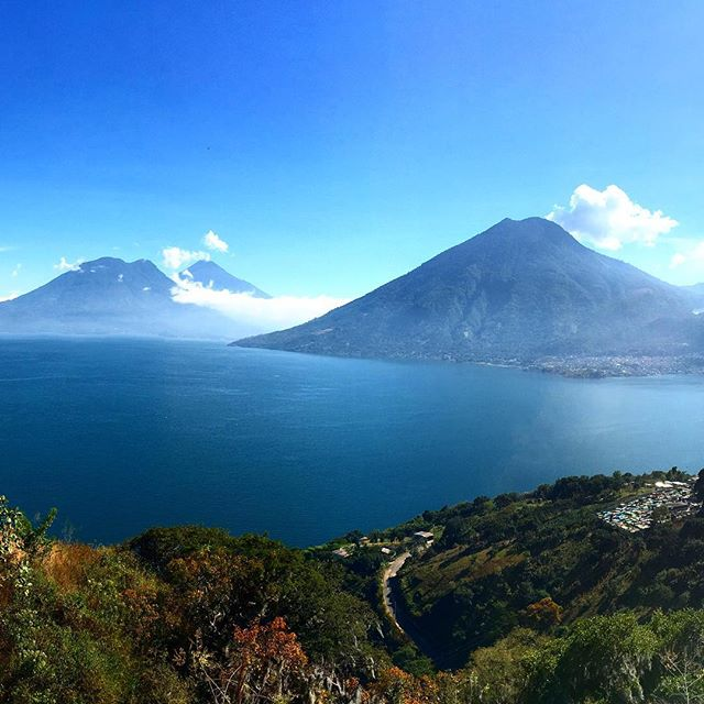 Sending love & Creativity from Lake Atitlan, Guatemala! In the studio under the volcanoes forging a new ALBUM www.soundcloud.com/calibratesound