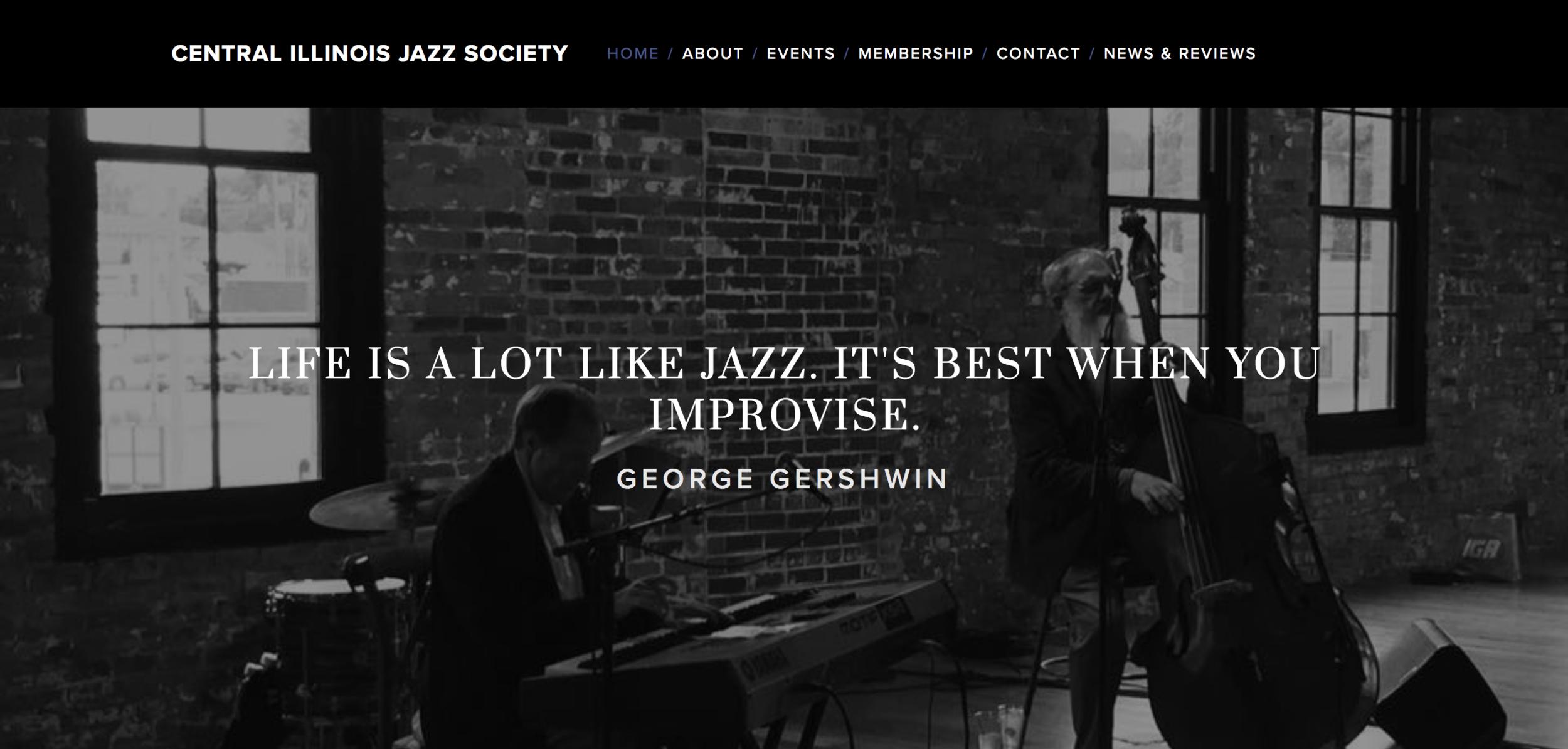 Central Illinois Jazz Society