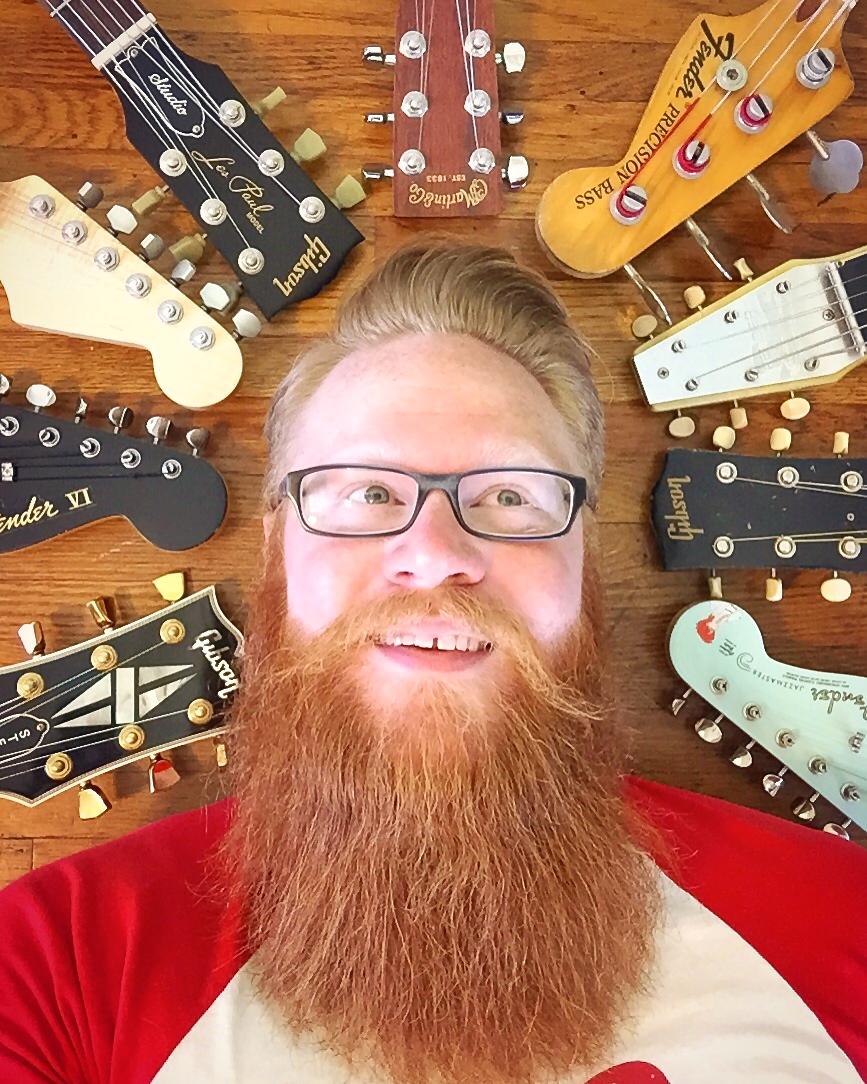 Michael Adams Guitar Stories