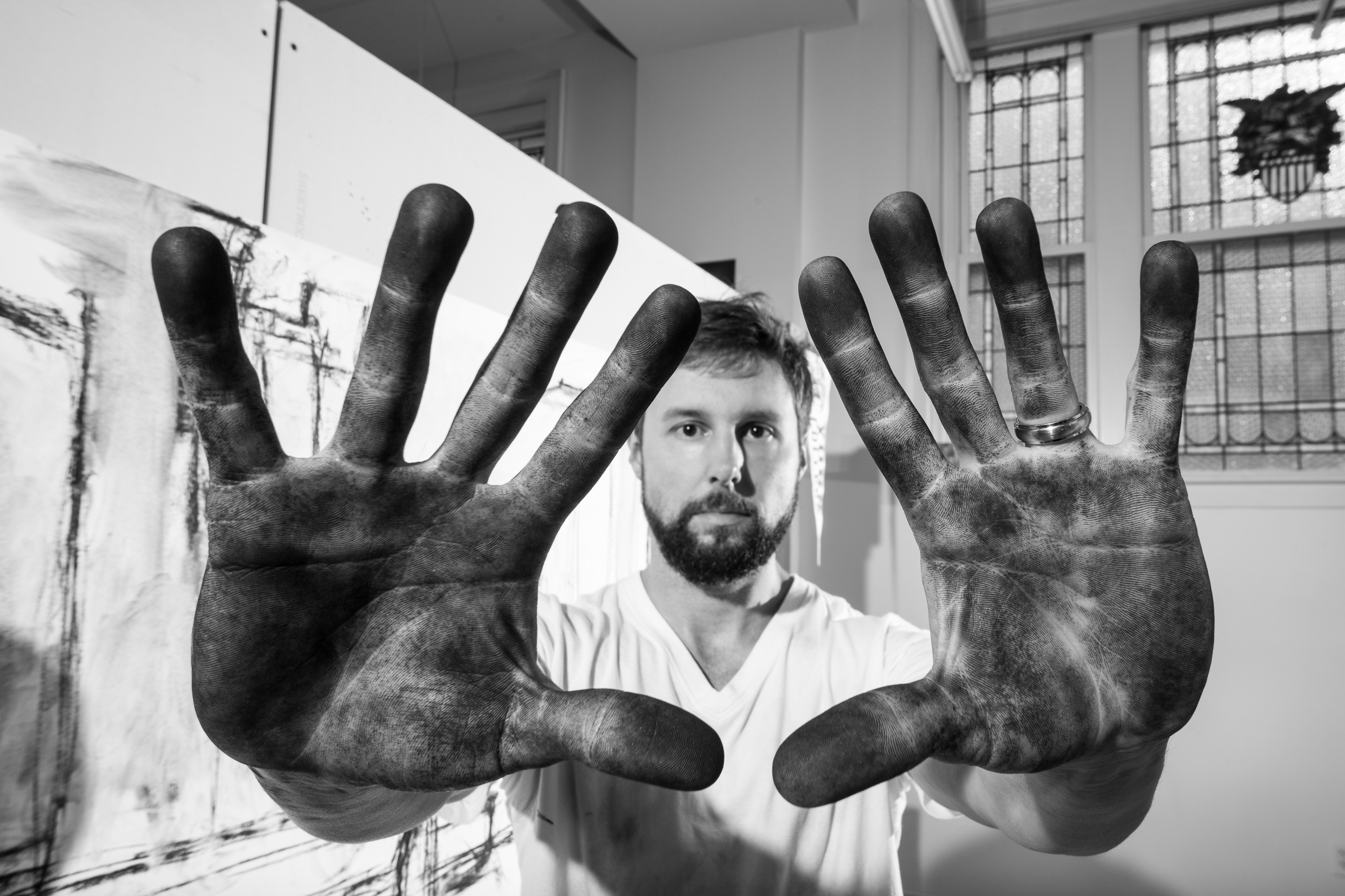 Matthew Apol Using Visual Art as A Vehicle for Community Engagement