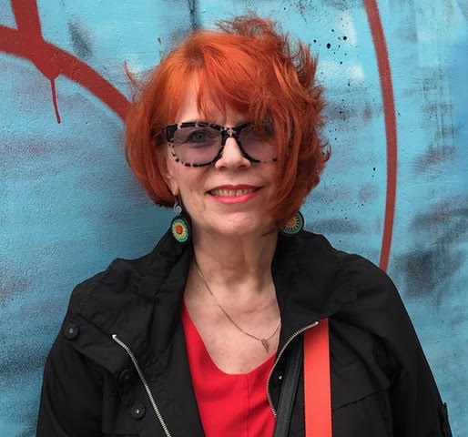 Susan McDaniel Fiber Fanatic