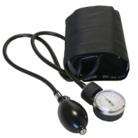 aNEROID SPHYGMOMANOMETERS ARE          VERY COMMONLY USED.