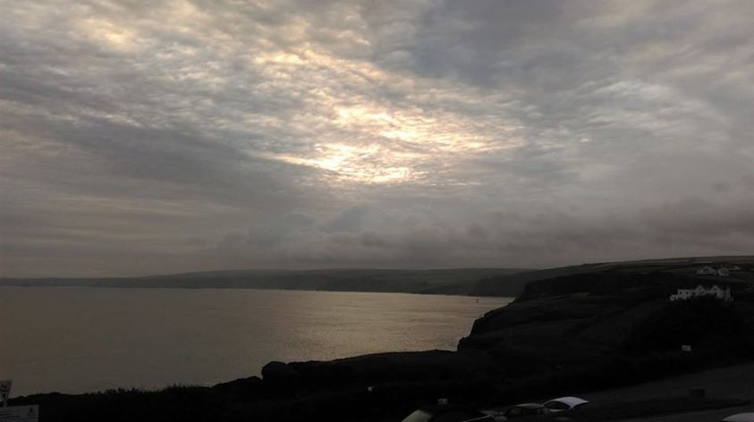 Early morning at Port Gavern