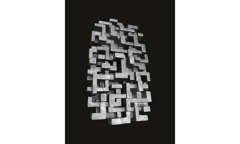 "SHIBUYA, 30"" x 52"", 2017"