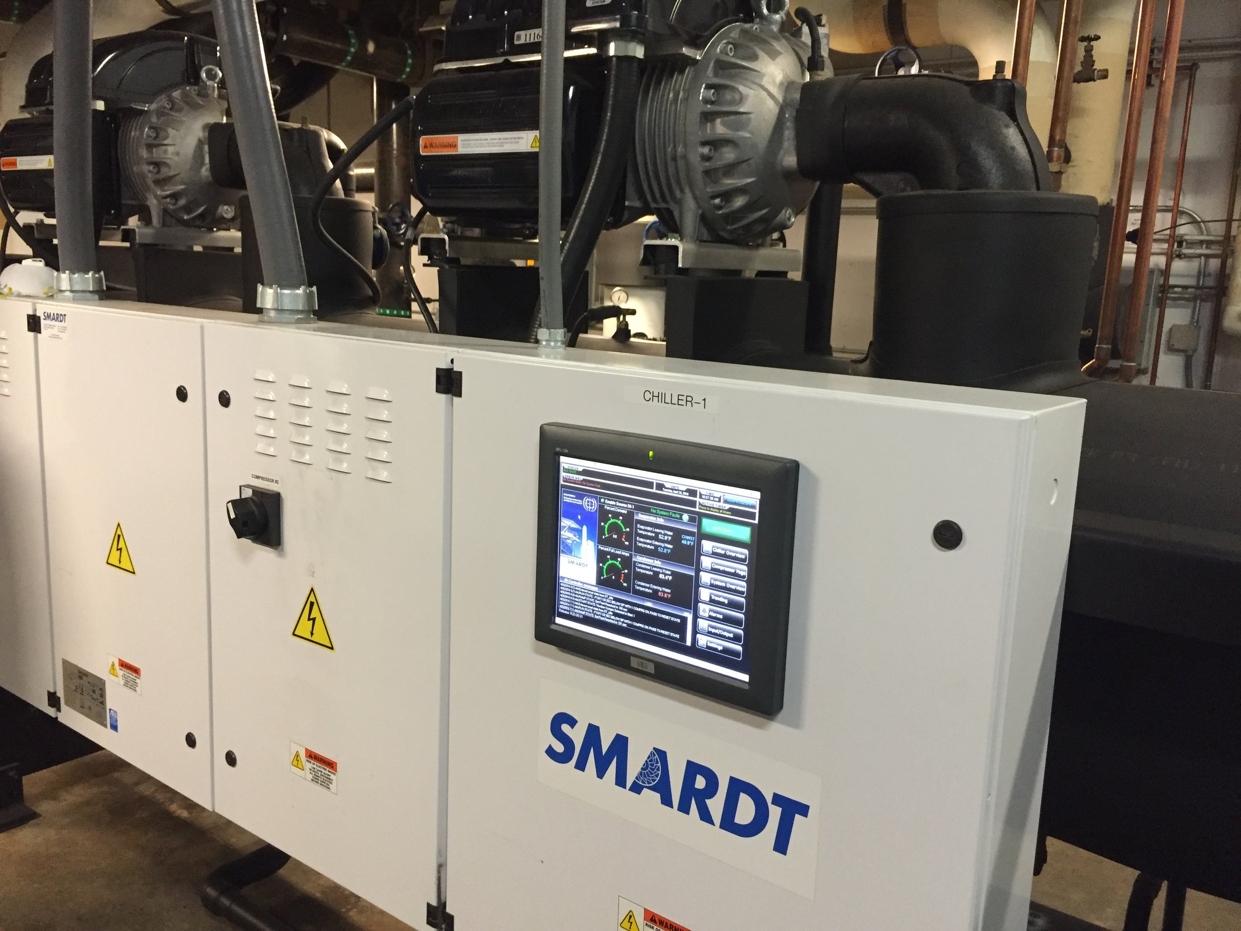Smardt Oil-Free Chiller