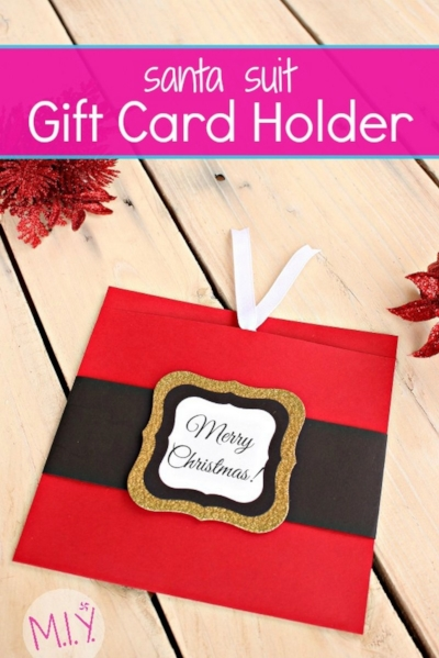 Present Gift Card Holders -MY with Melissa