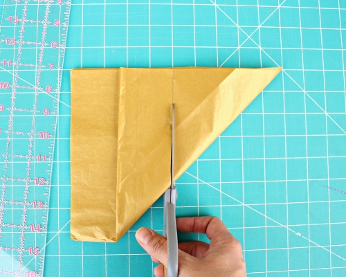 Hanging Paper Torch Set Party Decoration -MIY with Melissa