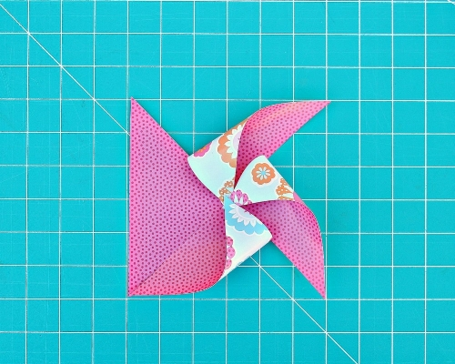 Decorative Pinwheels Tutorial -MIY with Melissa