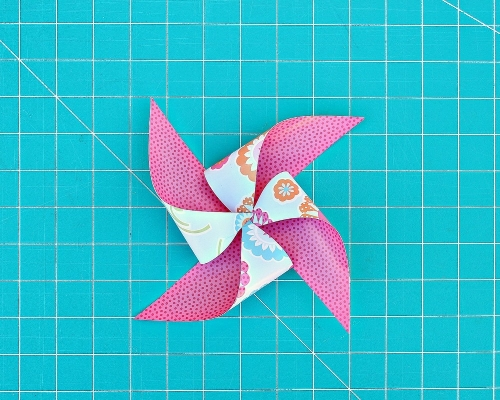 1Decorative Pinwheels Tutorial -MIY with Melissa