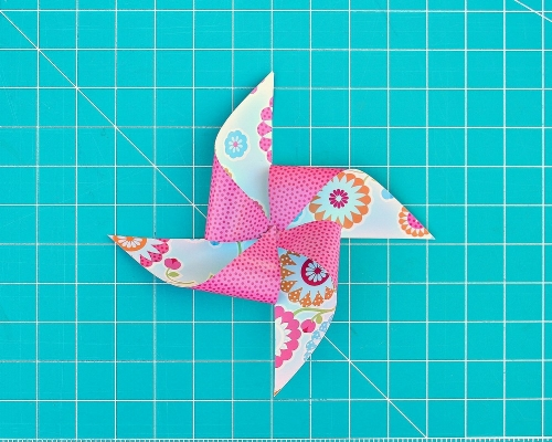 Decorative Pinwheel Tutorial -MIY with Melissa