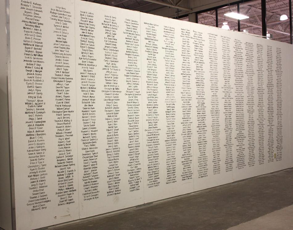 Full list of Names April 2010