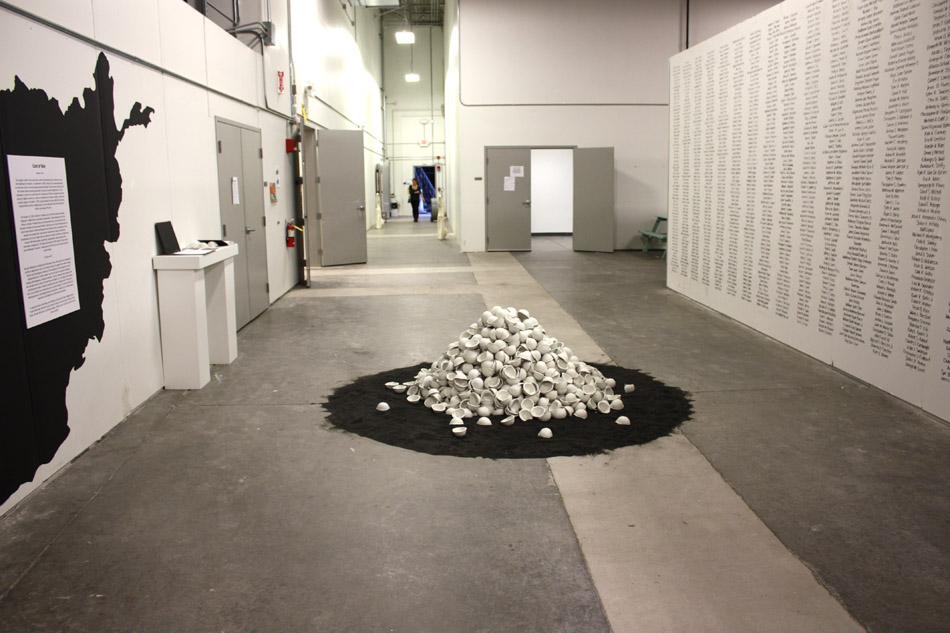 Arts Fest Cost of War 2010