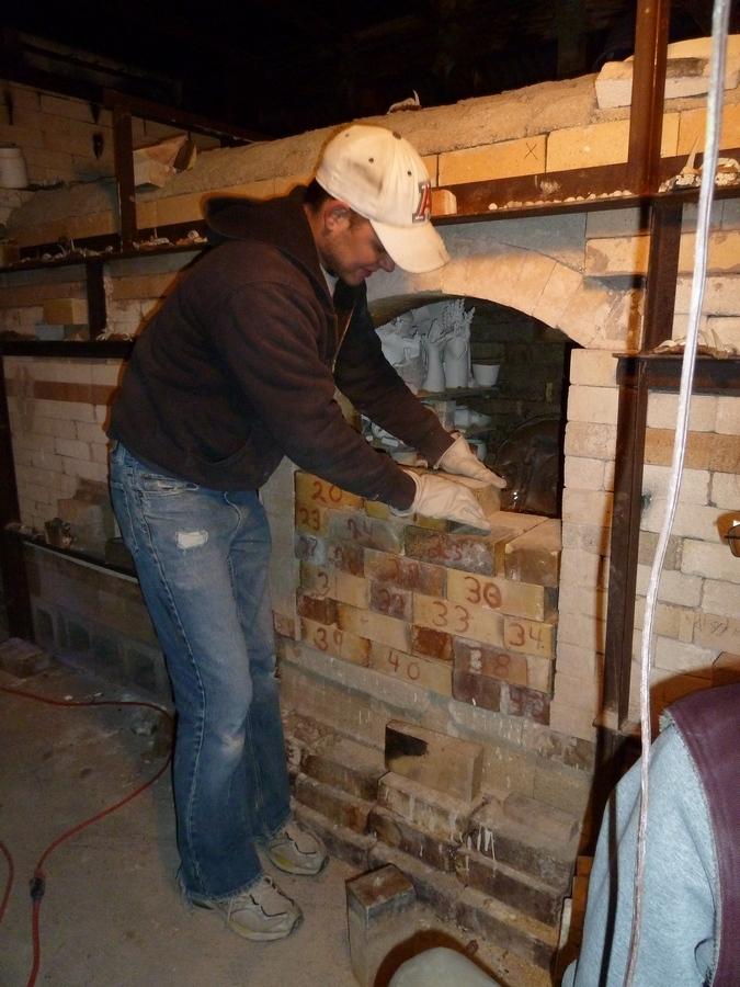 Bricking the Door