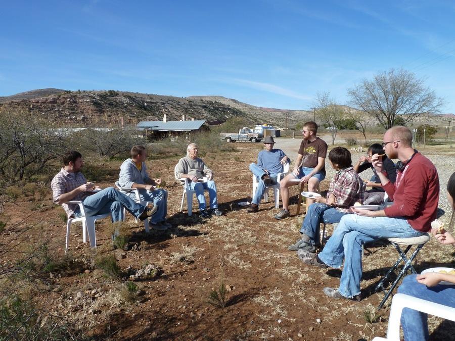 ASU Crew picnic