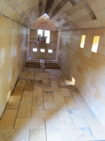 NAU Switchback Kiln Exit flue #2