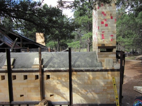 Stack 2 Soft bricks (Conserve on weight)