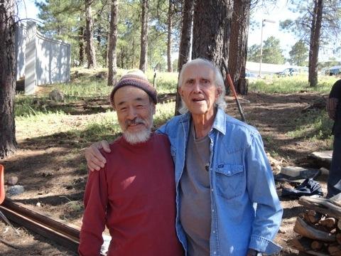Takashi Nakazato and Don Reitz