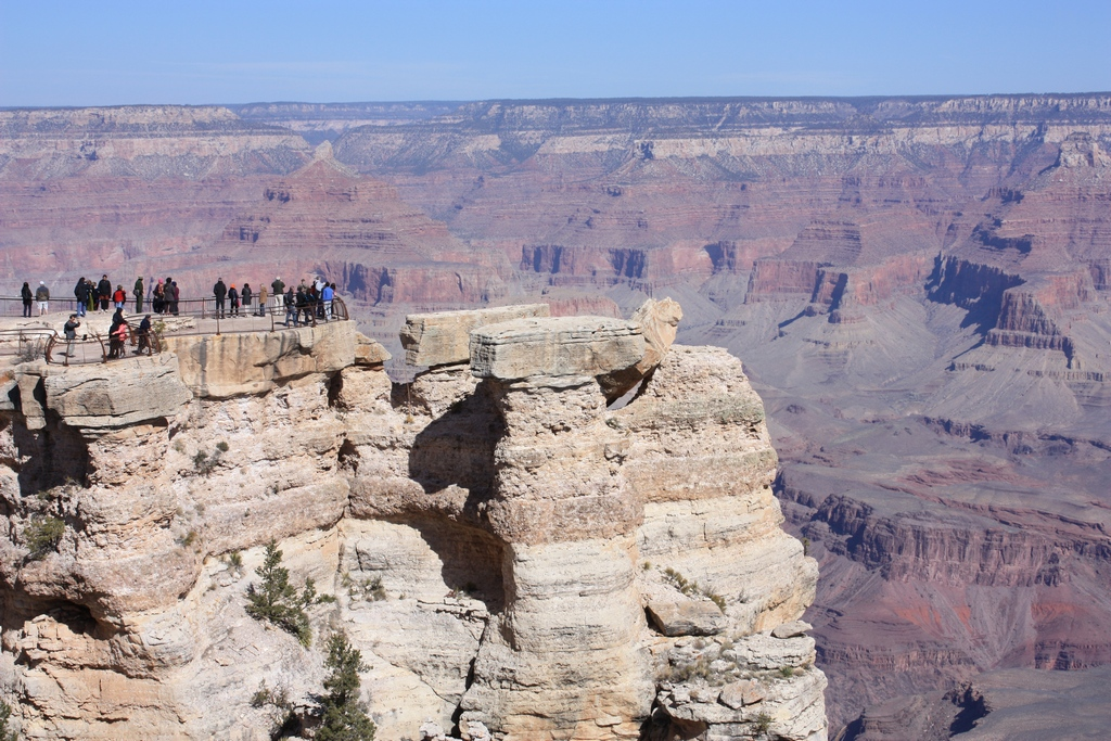 Grand Canyon South Rim 2012