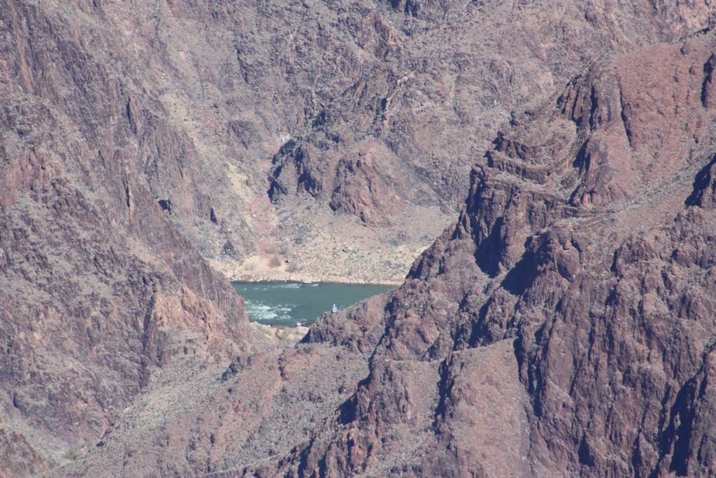 Colorado River at the Grand Canyon South Rim 2012