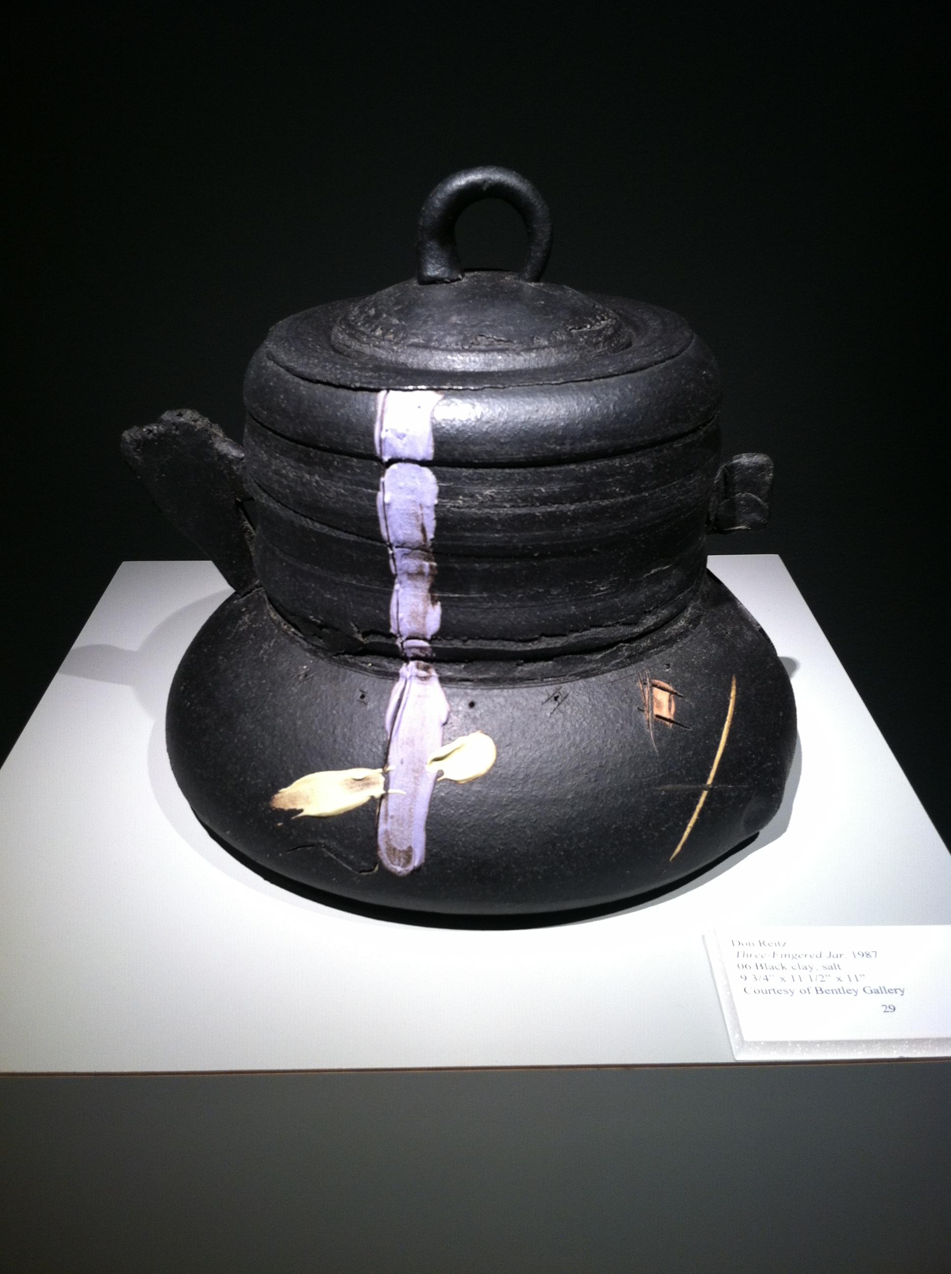 Three-Fingered Jar, 1987