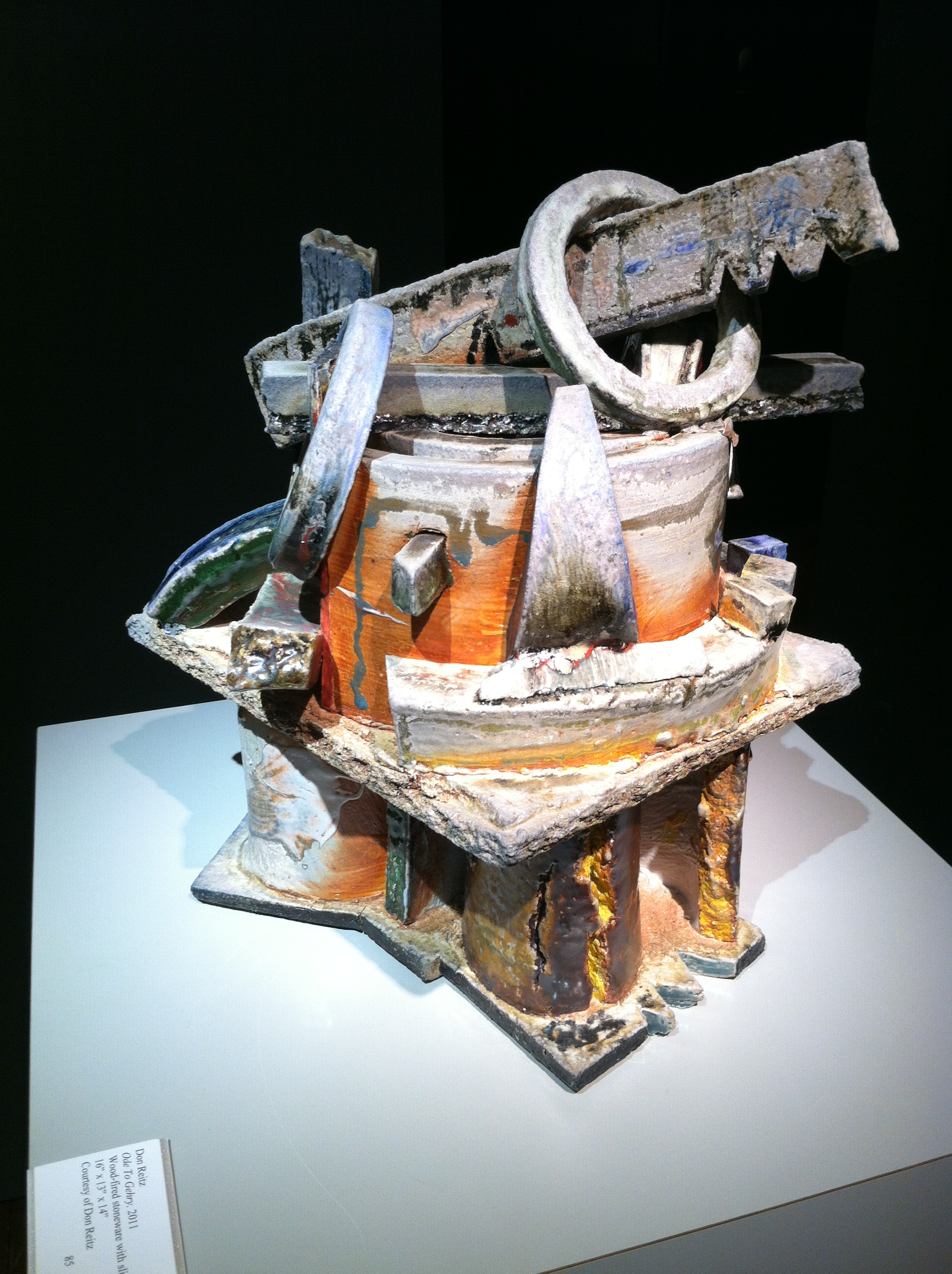 Ode To Gehry, 2011