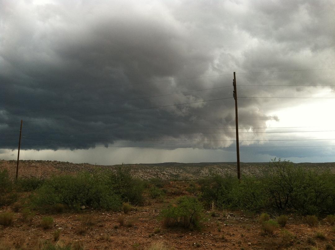 Monsoon Clouds