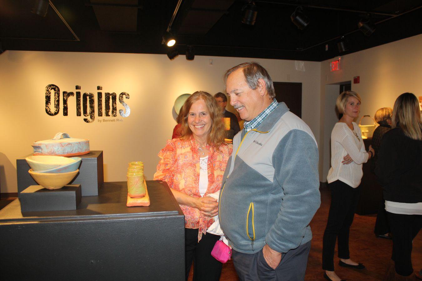 Sheryl and Keith Jones