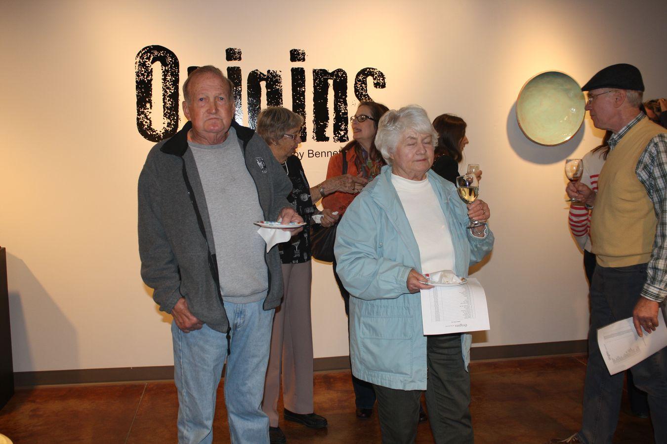 Origins Opening Night